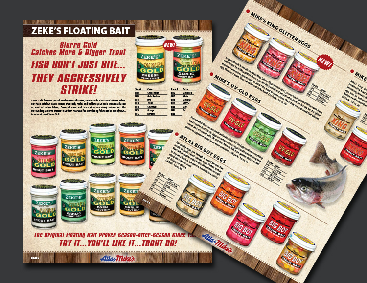 Atlas MIkes Catalog page