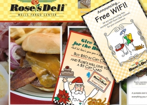 Rose's Deli image pack