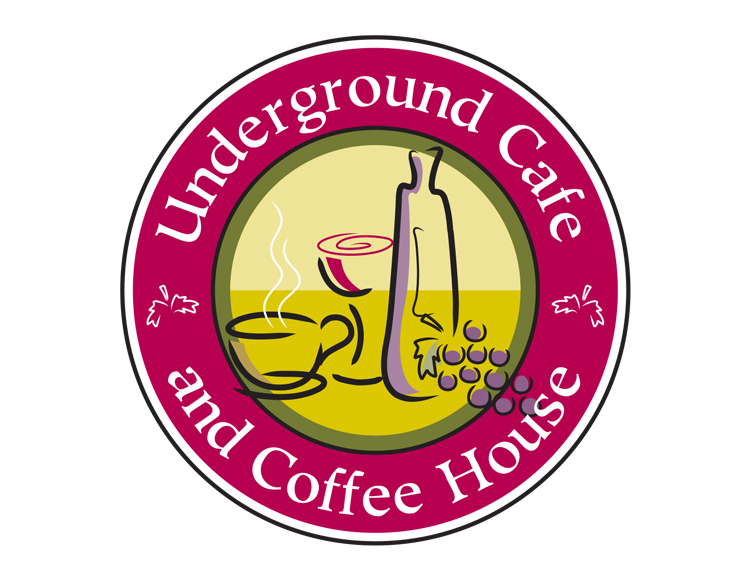 Underground Cafe - Sketch #3