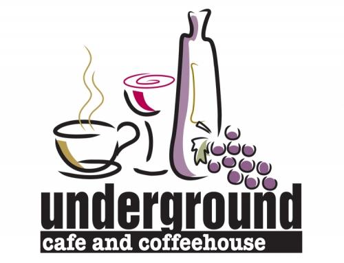 Underground Cafe Logo Design