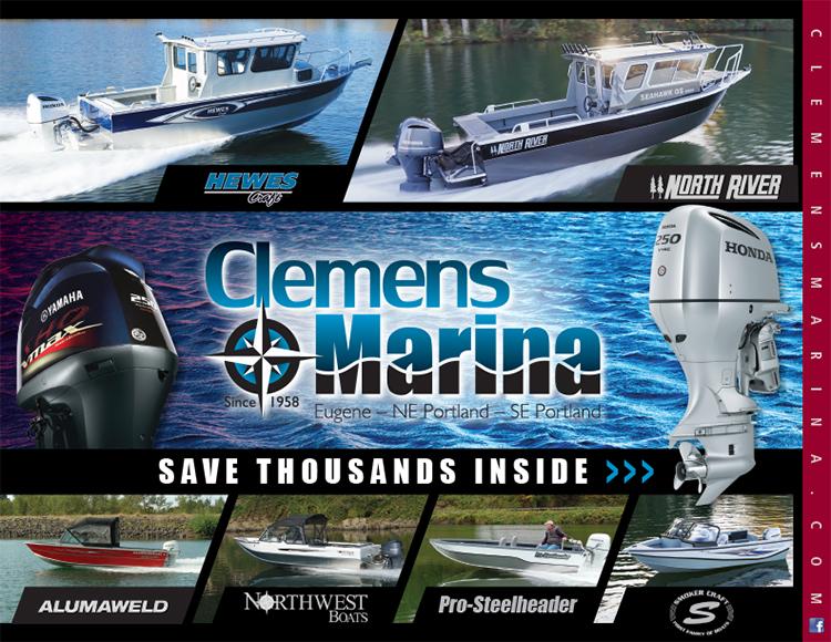 Clemens Marina Catalog Cover