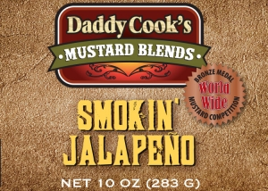 Daddy Cook's Logo/Label Redesign