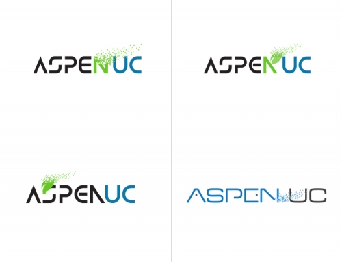AspenUC – Logo Developement