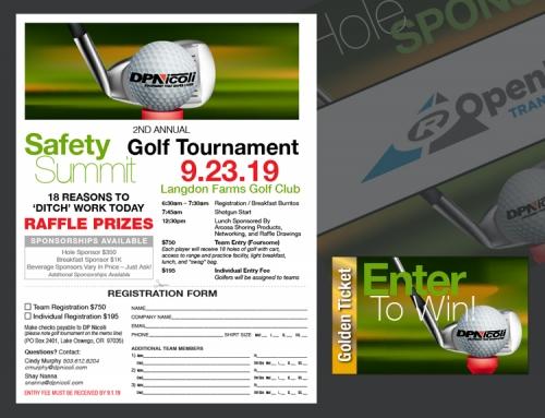 DP Nicoli Golf Tournament