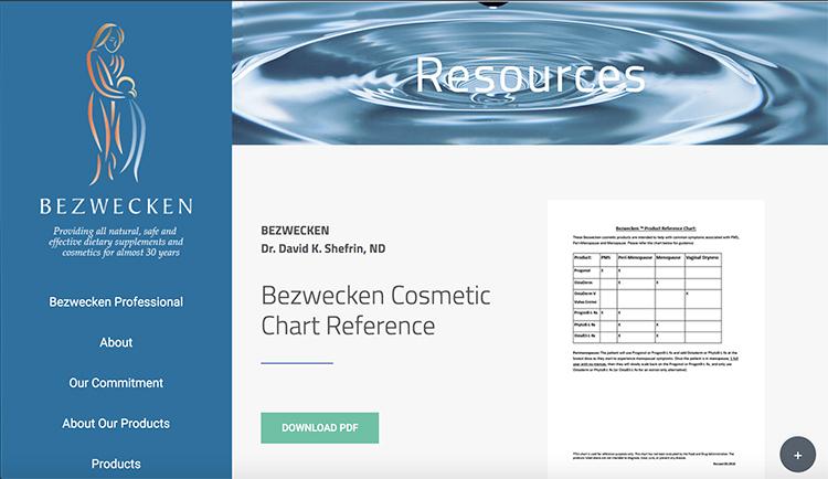 Bezwecken Resources